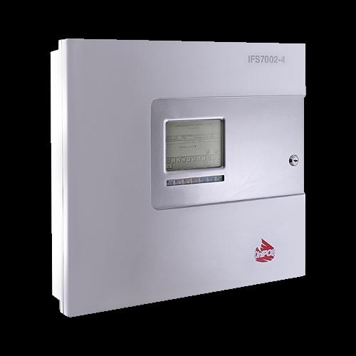 Centrala de incendiu adresabila - 4 bucle, 500 elemente - UNIPOS IFS7002-4 [0]