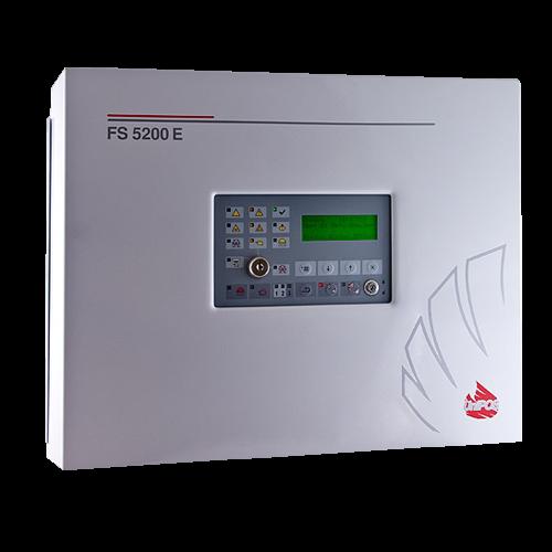 Centrala de stingere incendiu conventionala - UNIPOS FS5200E [0]