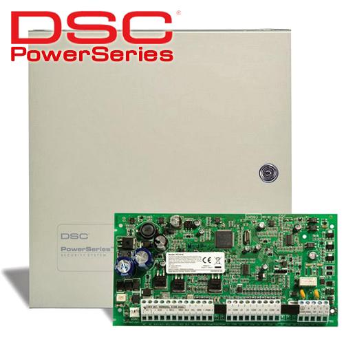 Centrala DSC SERIA NEW POWER - DSC PC1616 [0]