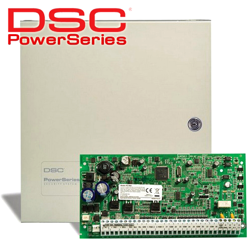 Centrala DSC SERIA NEW POWER - DSC PC1864 [0]