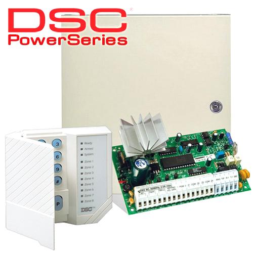 CENTRALA DSC SERIA POWER - DSC  PC585 [0]