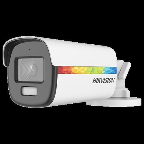 ColorVU - Camera AnalogHD 2MP, lentila 2.8mm, 40 m, Audio - HIKVISION DS-2CE12DF8T-FSLN-2.8mm [0]
