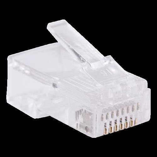Conector RJ45 CAT6e - UTP MRJ45-CAT6E [1]