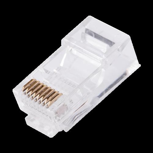 Conector RJ45 CAT6e - UTP MRJ45-CAT6E [0]