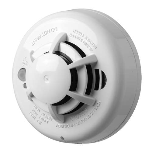 Detector de fum wireless 433MHz - DSC WS4936 [0]