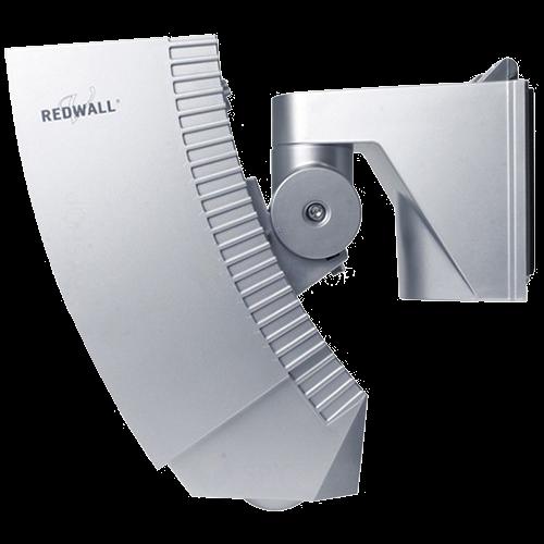 Detector de miscare PIR exterior comanda CCTV, 40 x 10m + 5 x 5m, anti-masking, anti-vandal - OPTEX SIP-4010-5 [1]