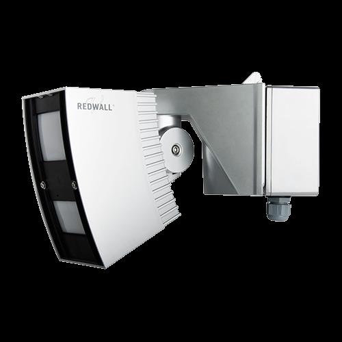 Detector de miscare PIR exterior IP-POE, comanda CCTV, 40 x 10m, anti-masking, anti-vandal - OPTEX SIP-4010-IP-BOX [0]