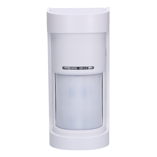 Detector de miscare PIR+MW exterior, 12-19m, 180°, quad cu anti-masking, baterii - OPTEX WXS-RDAM-X5 [1]