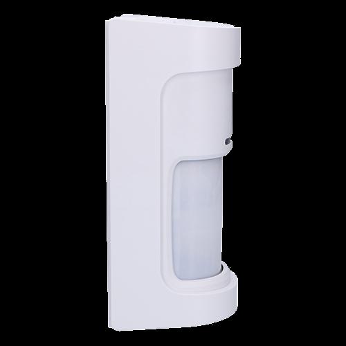 Detector de miscare PIR+MW exterior, 12-19m, 180°, quad cu anti-masking - OPTEX WXS-DAM-X5 [2]