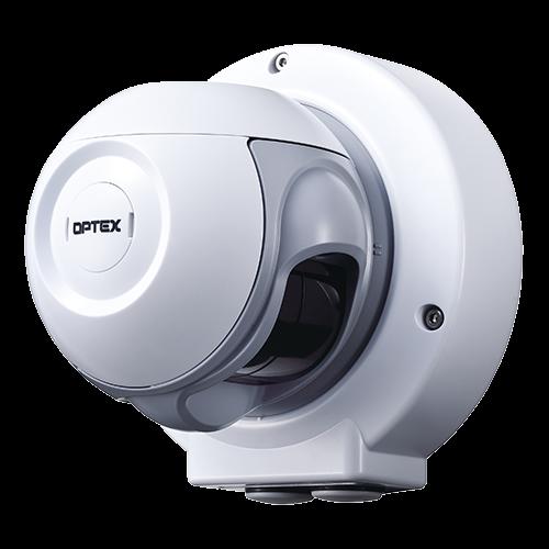 Detector laser IR interior-exterior Redscan Mini, 20 x 20m la 95° LiDAR PoE - OPTEX RLS-2020S [1]