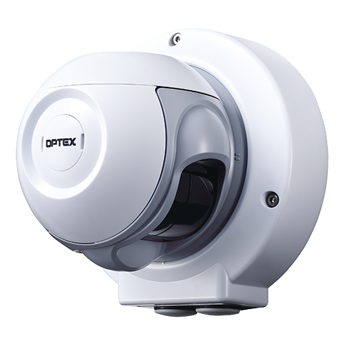 Detector laser IR interior Redscan Mini, 20 x 20m la 95° LiDAR PoE - OPTEX RLS-2020I [1]