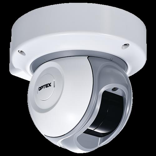 Detector laser IR interior Redscan Mini, 20 x 20m la 95° LiDAR PoE - OPTEX RLS-2020I [0]