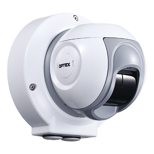 Detector laser IR interior Redscan Mini, 20 x 20m la 95° LiDAR PoE - OPTEX RLS-2020I [2]