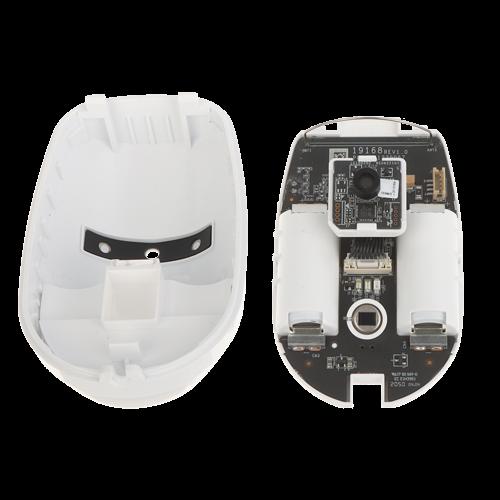 Detector PIR + Geam spart Wireless AX PRO 868Mhz, detectie 12m - HIKVISION DS-PDPG12P-EG2-WE [1]