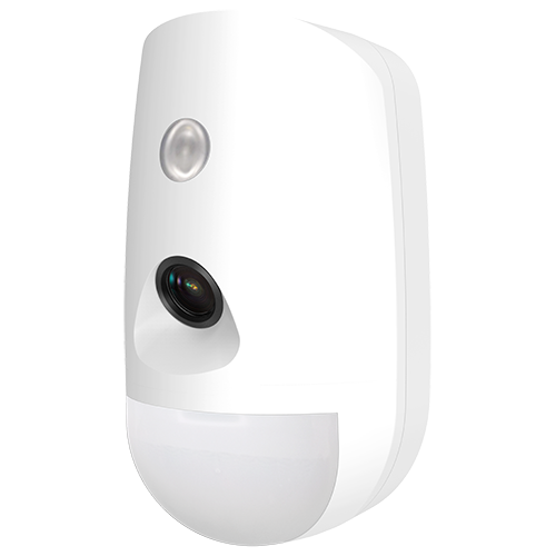 Detector Wireless PIR + Camera AX PRO 868Mhz, detectie 12m - HIKVISION DS-PDPC12P-EG2-WE [0]