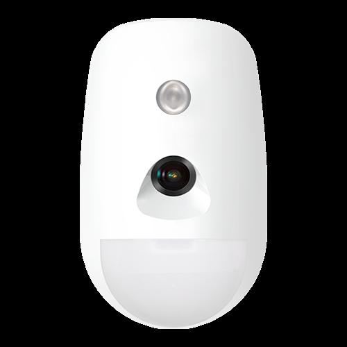 Detector Wireless PIR + Camera AX PRO 868Mhz, detectie 12m - HIKVISION DS-PDPC12P-EG2-WE [1]