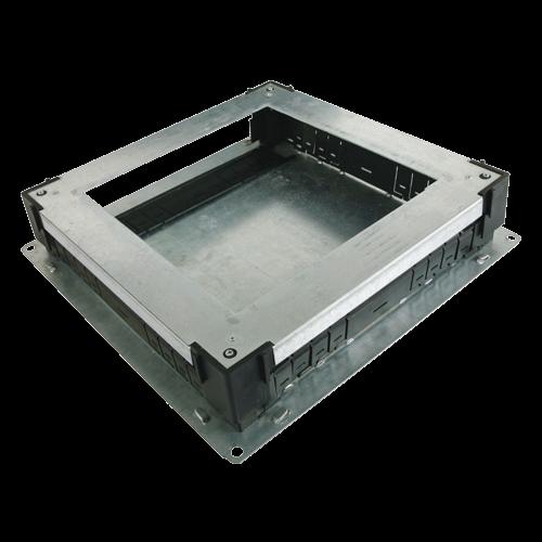 Doza de pardoseala in carcasa metalica - DLX UBS-890-10 [2]