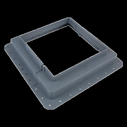 Doza de pardoseala in carcasa plastic - DLX UBS-890-12 [1]