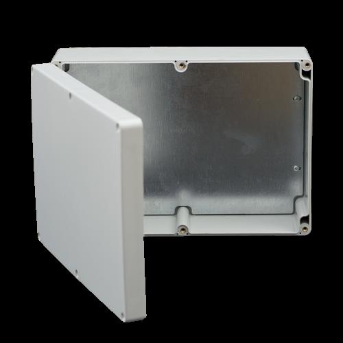 Doza exterior cu contraplaca metalica pentru montaj echipamente AWO604 [2]