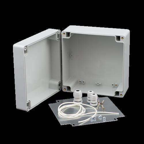 Doza exterior cu placa metalica montaj echipamente AWO603 [0]