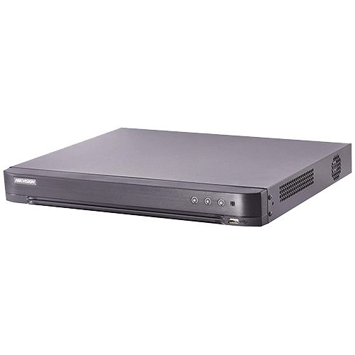 DVR 16 canale video 4MP lite, AUDIO HDTVI over coaxial - HIKVISION DS-7216HQHI-K2(S) [0]