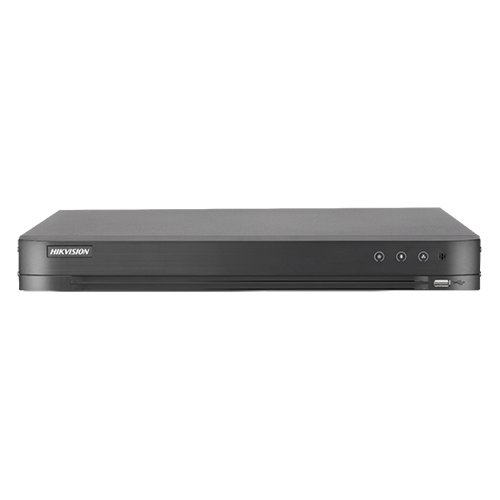 DVR 24 ch. Analog HD 4MP lite + 2 ch. IP, 1 ch. audio - HIKVISION DS-7224HQHI-K2 [0]