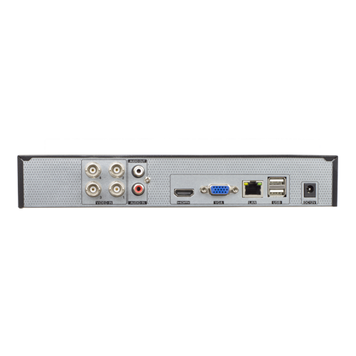 DVR 4 ch. video 5MP lite, 1 ch. audio, H.265 - ASYTECH VT-1404HC [2]