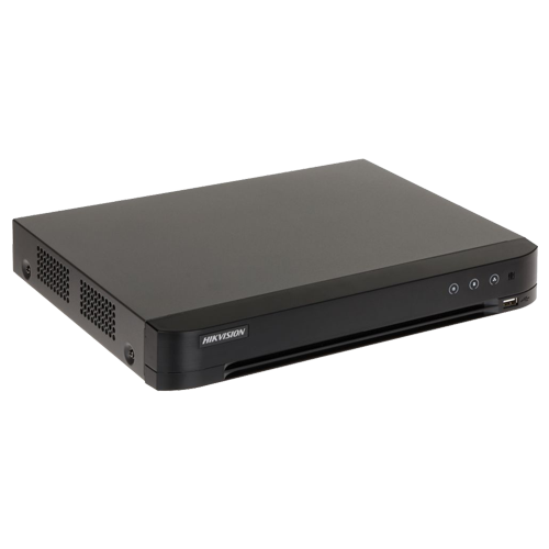 DVR 8 ch. video 8MP, Analiza video, AUDIO 'over coaxial' - HIKVISION DS-7208HUHI-K1-E(S) [0]
