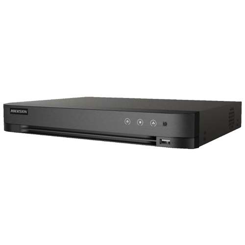 DVR AcuSense 8 ch. video 8MP, Analiza video, AUDIO HDTVI 'over coaxial' - HIKVISION iDS-7208HUHI-M1-S [0]