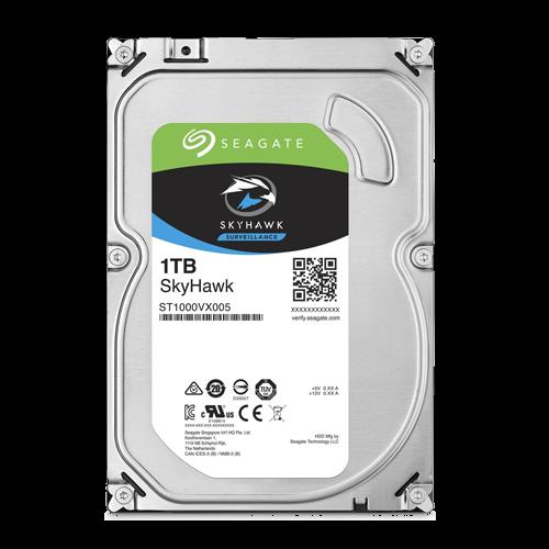 Hard disk 1TB - Seagate Surveillance SKYHAWK  ST1000VX [0]