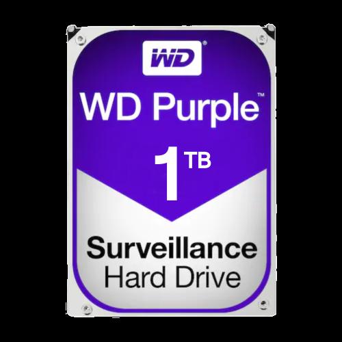 Hard disk 1TB  WD PURPLE WD10PURX [0]
