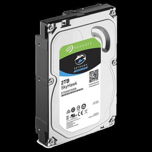 Hard disk 2TB - Seagate Surveillance SKYHAWK ST2000VX [1]