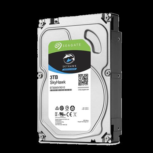Hard disk 3TB - Seagate Surveillance SKYHAWK  ST3000VX [1]