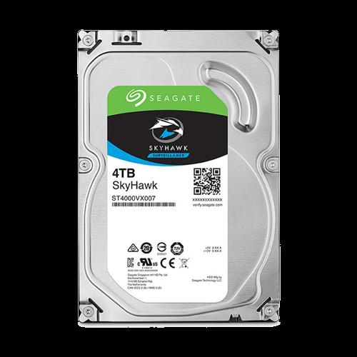Hard disk 4TB - Seagate Surveillance SKYHAWK  ST4000VX [0]