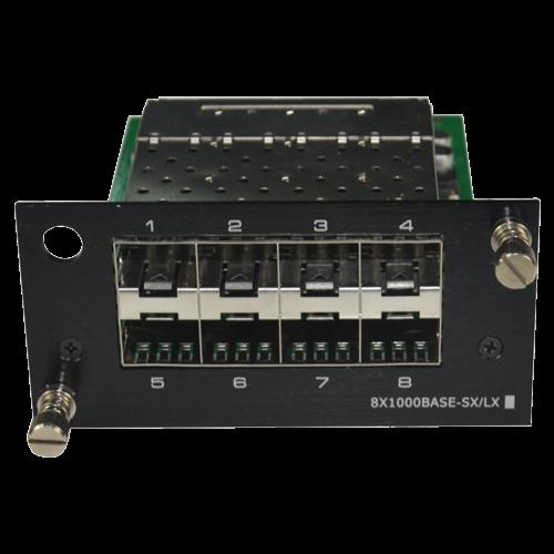 Modul 8 porturi SFP 155/1250Mbps - UTEPO UTP7524GE-M8F [0]