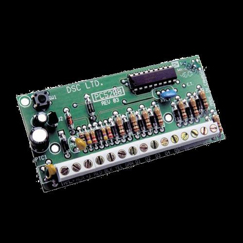 Modul de iesire, 8 canale - DSC PC5208 [0]