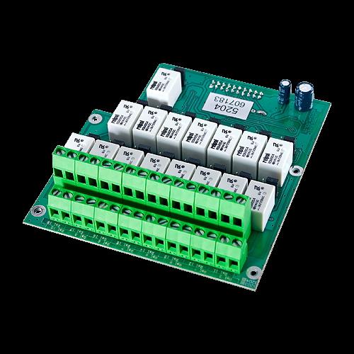 Modul extensie 16 iesiri releu pentru centrala FS5200 - UNIPOS FS5204 [0]