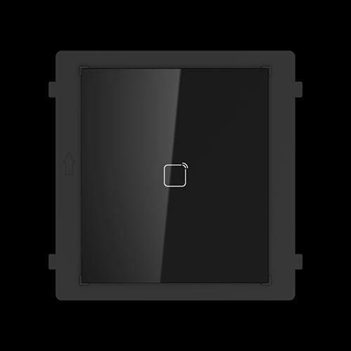 Modul extensie Cititor carduri Mifare pentru Interfon modular - HIKVISION DS-KD-M [1]