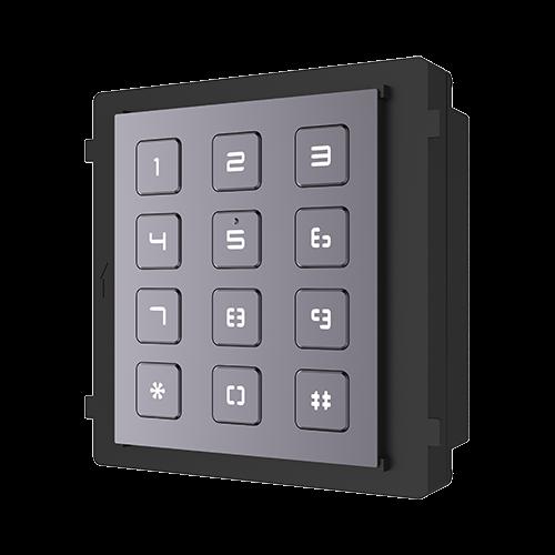 Modul Tastatura pentru Interfon modular - HIKVISION DS-KD-KP [0]