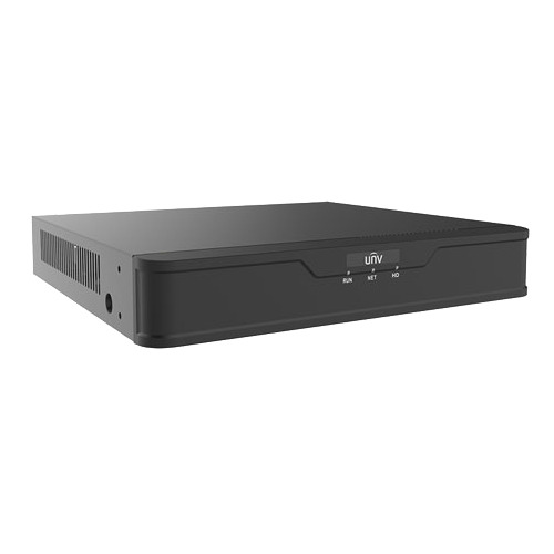 NVR 4 canale 4K, UltraH.265, Cloud upgrade - UNV NVR301-04X [0]