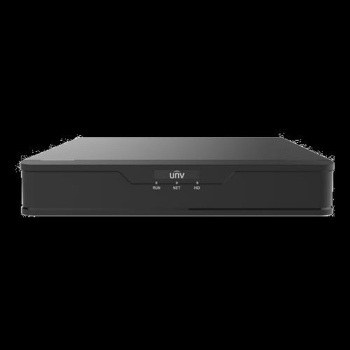 NVR 4 canale 4K, UltraH.265, Cloud upgrade - UNV NVR301-04X [1]