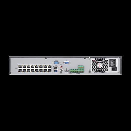 NVR 4K, 16 canale 8MP + 16 porturi PoE - HIKVISION DS-7716NI-K4-16P [2]