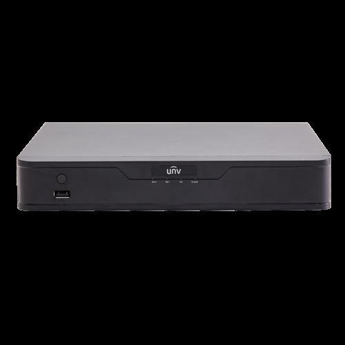 NVR 4K, 16 canale 8MP + 8 porturi PoE - UNV NVR301-16-P8 [0]