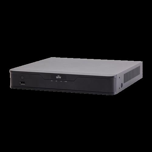 NVR 4K, 16 canale 8MP + 8 porturi PoE - UNV NVR301-16-P8 [1]