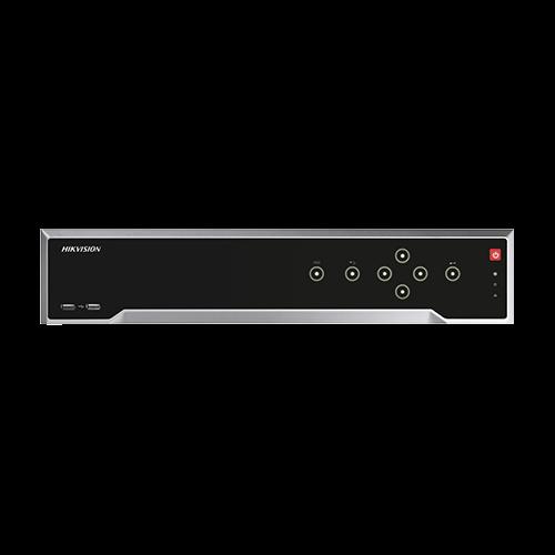 NVR 4K, 32 canale 12MP +16 porturi POE- HIKVISION DS-7732NI-I4-16P [1]