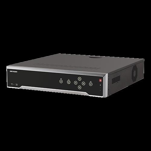NVR 4K, 32canale 8MP + 16 porturi PoE - HIKVISION DS-7732NI-K4-16P [0]