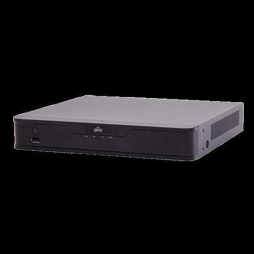 NVR 4K, 4 canale 8MP - UNV NVR301-04E [2]