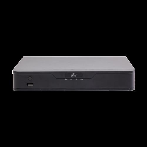 NVR 4K, 4 canale 8MP - UNV NVR301-04E [0]
