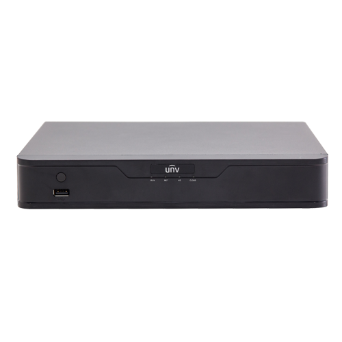 NVR 8 canale 4K + 8 porturi PoE - UNV NVR301-08X-P8 [0]