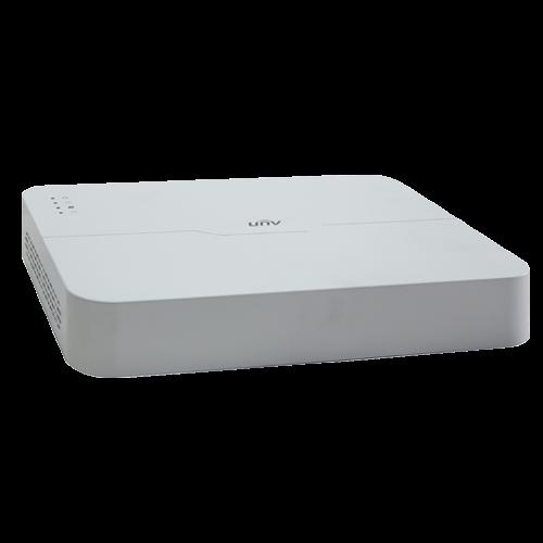 NVR 8 canale 5MP + 8 porturi PoE - UNV NVR301-08LS2-P8 [1]